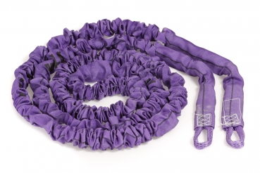 Elastic rope for Bungee-Run, purple (up to 20kg)