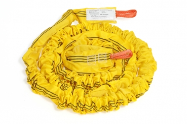 Elastic rope for Bungee-Run, yellow (up to 40kg)